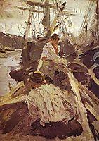 Pomors, 1894, serov