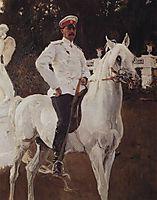 Portrait of Prince Felix Yussupov  , 1903, serov