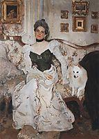 Portrait of Princess Zinaida Yusupova, 1902, serov