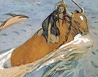 The Rape of Europa , 1910, serov