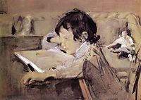 Sasha Serov, 1897, serov