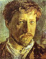 Self-Portrait, serov