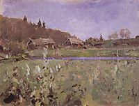 Sheds, 1901, serov