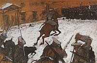 Soldiers, oldiers, Heroes Every One, 1905, serov