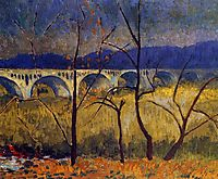 The Aqueduct, 1905, serusier