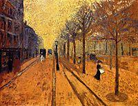 Avenue de Neuilly, serusier