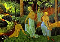 Bathers with White Veils, 1908, serusier