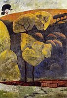 The Blue Valley, 1906, serusier