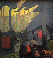 Celtic Tale, 1894, serusier