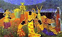 The Daughters of Pelichtim, 1908, serusier