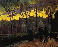 Evening, c.1906, serusier