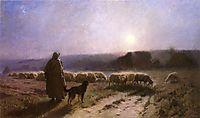 Evening, c.1884, serusier