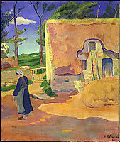 The Farm at Pouldu, 1890, serusier