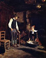 Interior, 1888, serusier