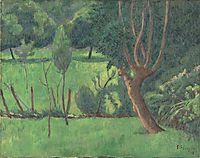 Landscape, 1912, serusier