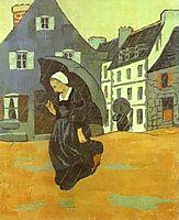 A rain, 1893, serusier