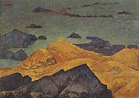 Seashore, 1914, serusier