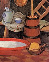 Still Life with Churn, 1925, serusier