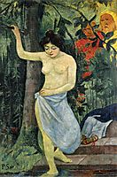 Susanna and the Elders, serusier