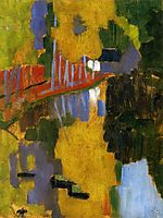 The Talisman, 1888, serusier