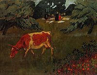 The Wash in a Large Meadow, 1894, serusier