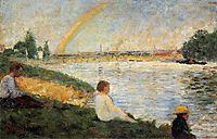 Rainbow, 1883, seurat