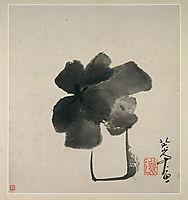Flower in Jar, 1689, shanren