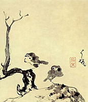 Two Birds, 1705, shanren
