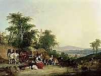 Country Life, 1849, shayer