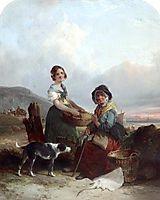 Fisherwomen, shayer