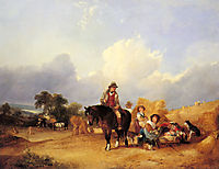 Harvest Time, shayer