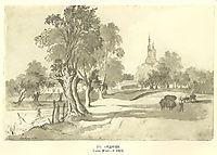 Andrushi, 1845, shevchenko