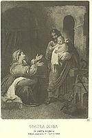 Holy Family, 1858, shevchenko