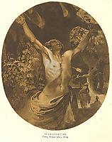 St. Sebastian, 1856, shevchenko