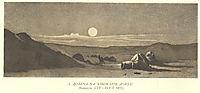 Valley on the Khiva road, 1851, shevchenko