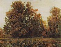 Autumn, 1892, shishkin