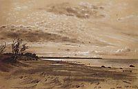 Beach. Mary-Howe, 1889, shishkin