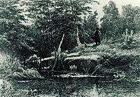 Bridge , 1873, shishkin