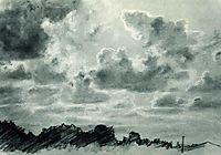 Clouds, shishkin