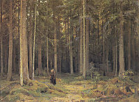 Countess Mordvinov-s Forest , 1891, shishkin