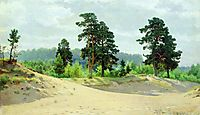 Edge of the Forest , 1890, shishkin