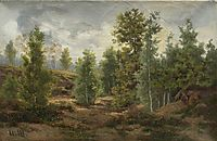 Edge of the Forest , shishkin