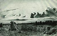 Field, 1886, shishkin