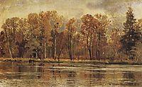 Golden autumn, 1888, shishkin