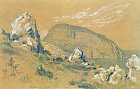 Gursuf, 1879, shishkin