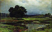 Landscape, shishkin