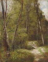 The path in the forest, 1886, shishkin