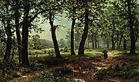 Summer Day, 1891, shishkin