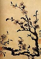 Flowery branch, 1707, shitao