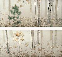 Fallen Leaves (Ochiba), 1909, shunso